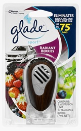 Glade® Sport™ Car Radiant Berries (Discontinued)