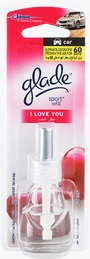 Glade® Sport I Love You Refill