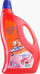 Mr Muscle® Multi Purpose Cleaner I Love You
