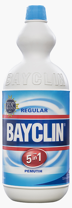 Bayclin® Regular - Pemutih Desinfektan