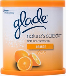 Glade® Nature Collection™ Gel Orange