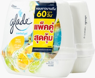 Glade® Scented Gel Lemon