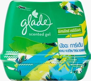 Glade® Scented Gel Matcha Garden (Discontinued)