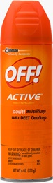 OFF!® Active Insect Repellent I