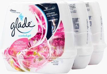 Glade® Scented Gel Floral Perfection