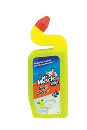 Mr Muscle® Kiwi Kleen® Toilet Bowl Cleaner Lemon
