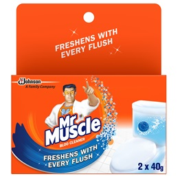 Mr Muscle® Bloo Cleaner