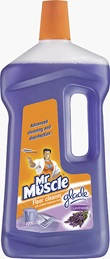 Mr Muscle® Floor Cleaner with exclusive fragrances from Glade® - Lavender