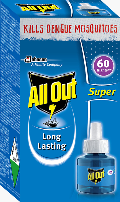 All Out® Super 60 Nights Refill