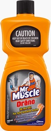 Mr Muscle® Drano® Ultra Gel Liquid