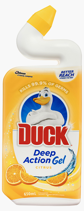 Duck® Deep Action Gel Citrus