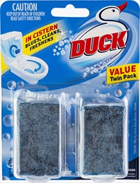 Duck® In-Cistern Blue Plus