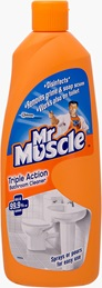 Mr Muscle® Triple Action Bathroom Cleaner (Discontinued)