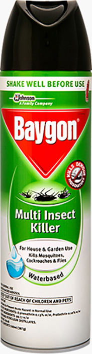 Baygon® Multi Insect Killer Waterbased