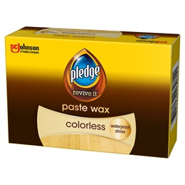 Pledge® Paste Wax Colorless
