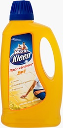 Mr Muscle® Kleen Floor Cleaner 3 In 1 Sparkling Citrus (Discontinued)