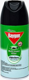Baygon® Multi Insect Killer Odorless