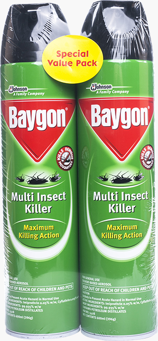 Baygon® Multi Insect Killer